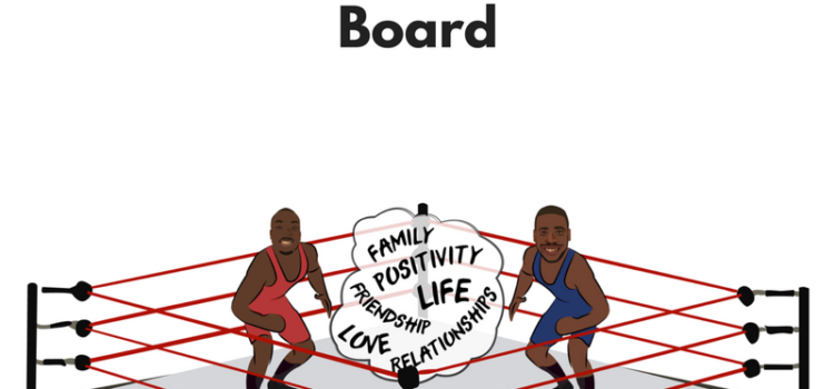 EP5 – Importance of a Vision Board