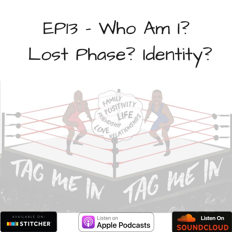 Who Am I? Identity podcast