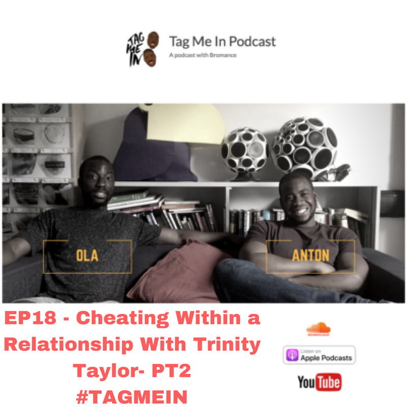 Cheating within a relationship podcast