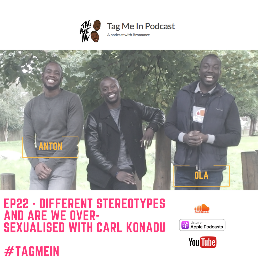 EP22 - Different Stereo types with Carl konadu