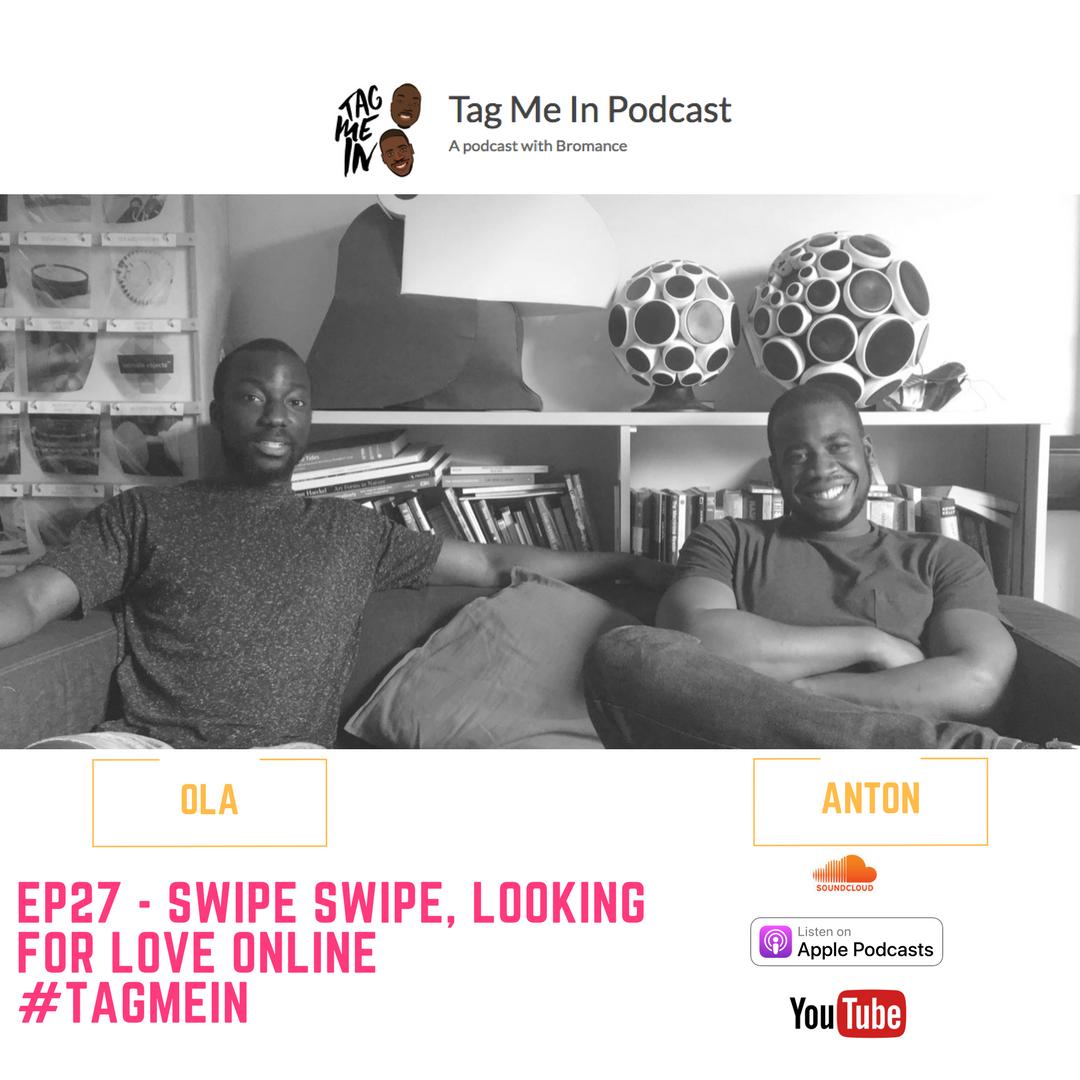 Swipe Swipe, looking for love online podcast