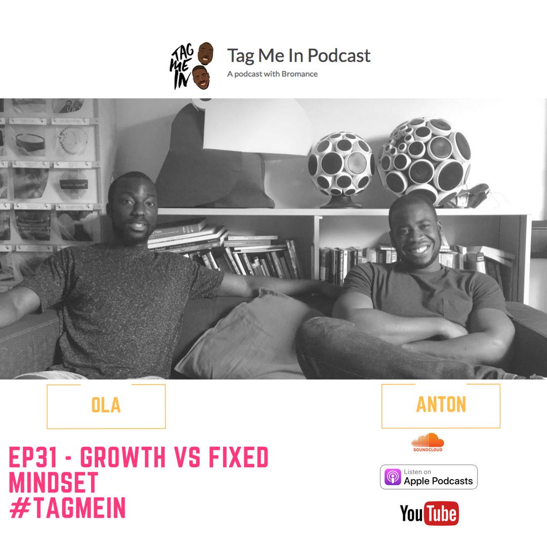 Growth Mindset vs Fixed Mindset podcast
