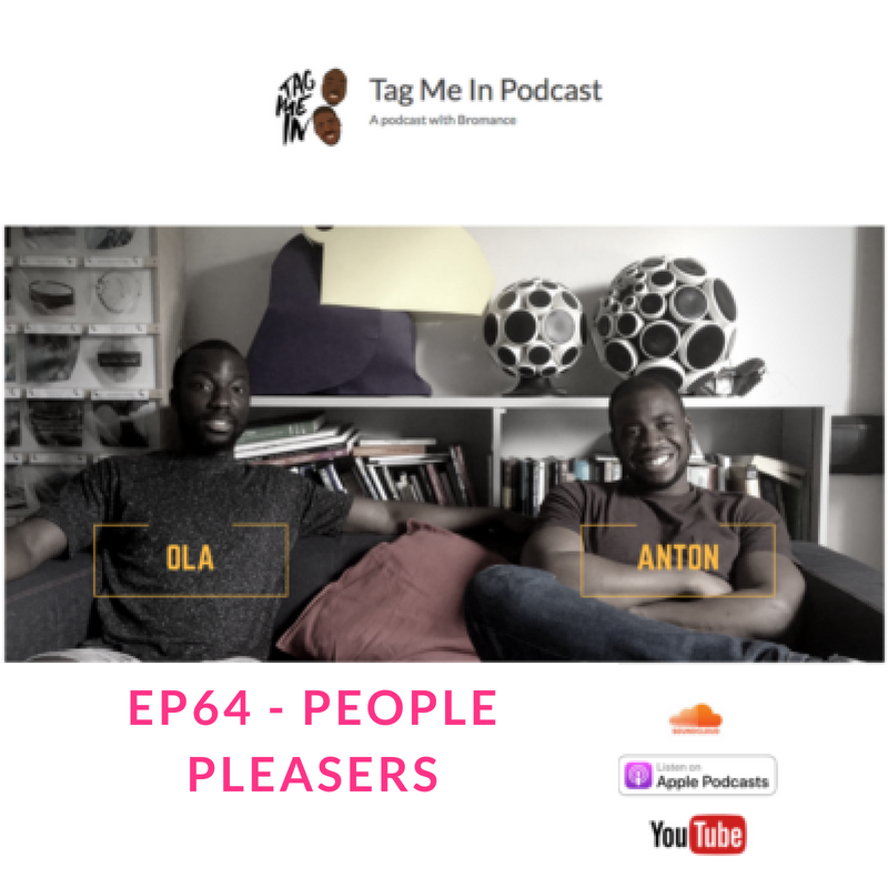 People Pleasers podcast