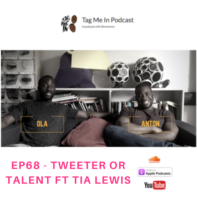 Tweeter or Talent podcast