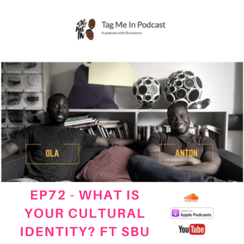 Cultural Identity podcast