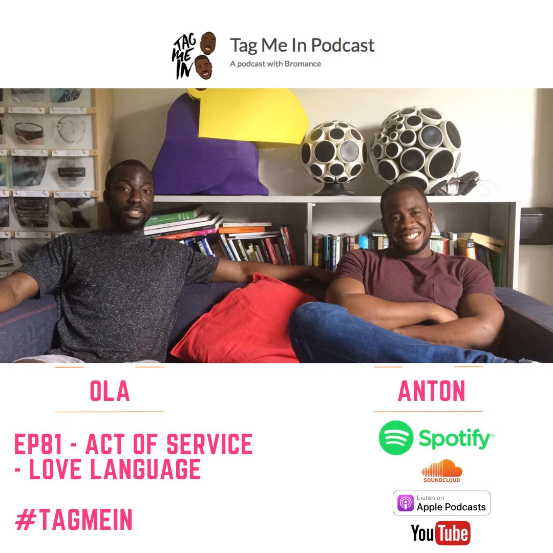 EP81 - ACT OF SERVICE - LOVE LANGUAGE