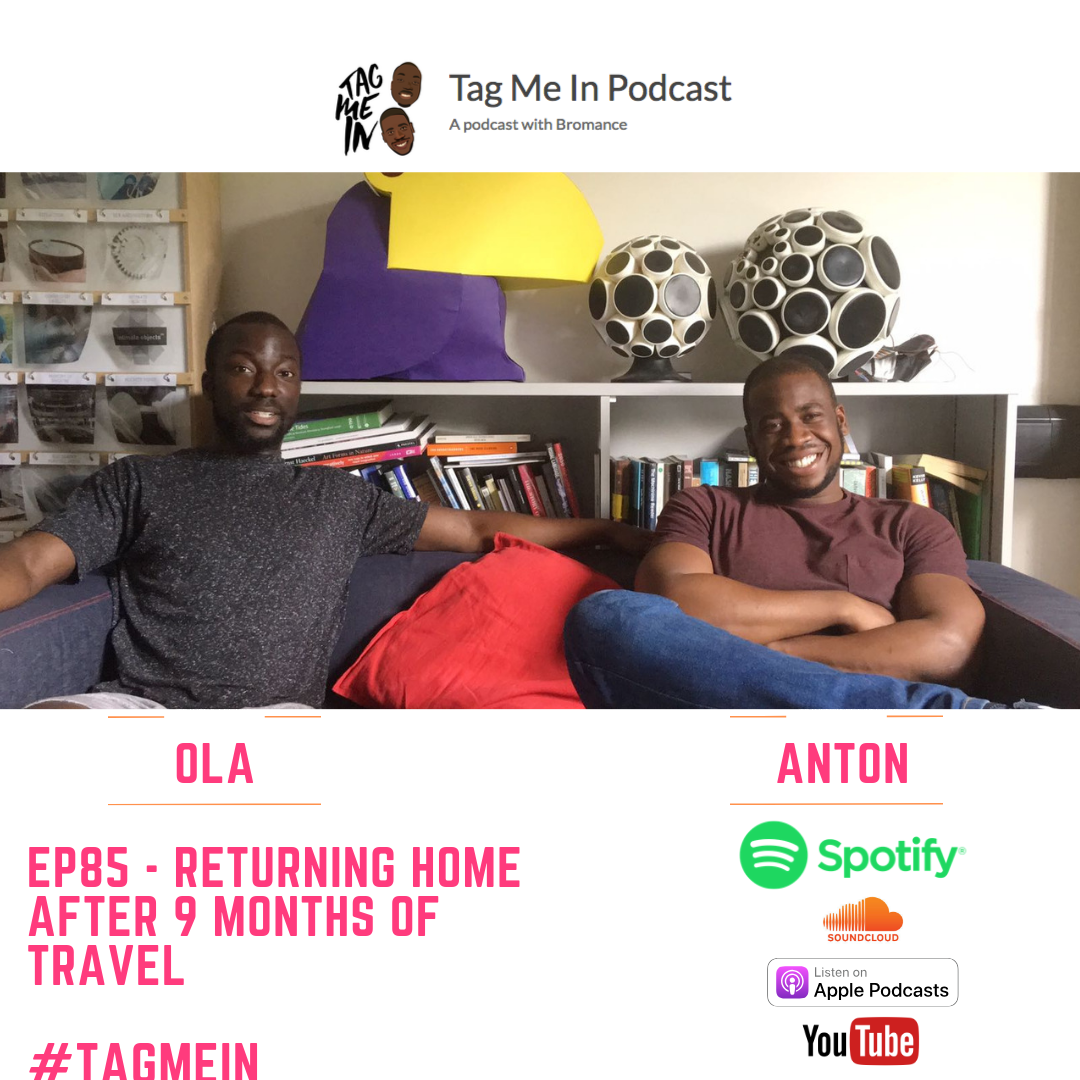 EP85 - Returning home after 9 months of travel