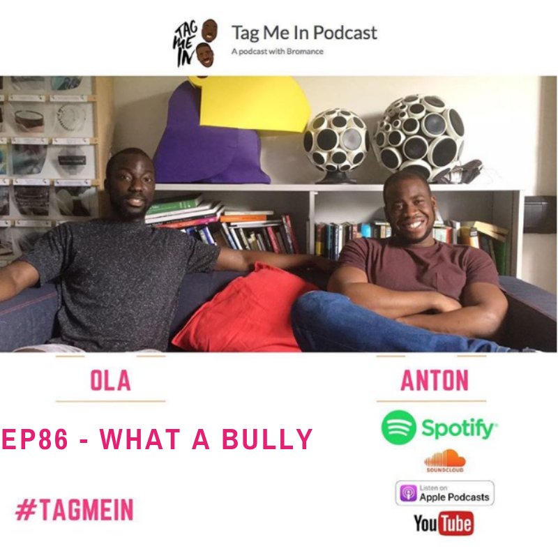 What A Bully podcast