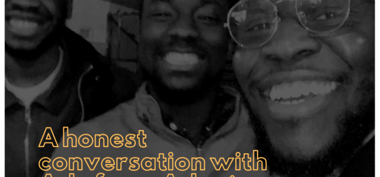 Ep100 - a honest conversation with Ade for Adzvice
