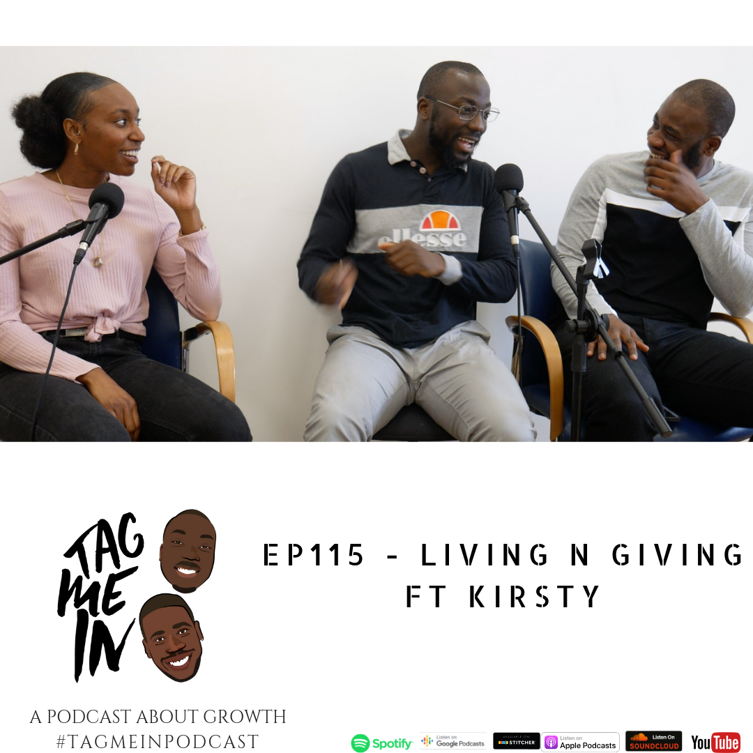 Living N Giving podcast