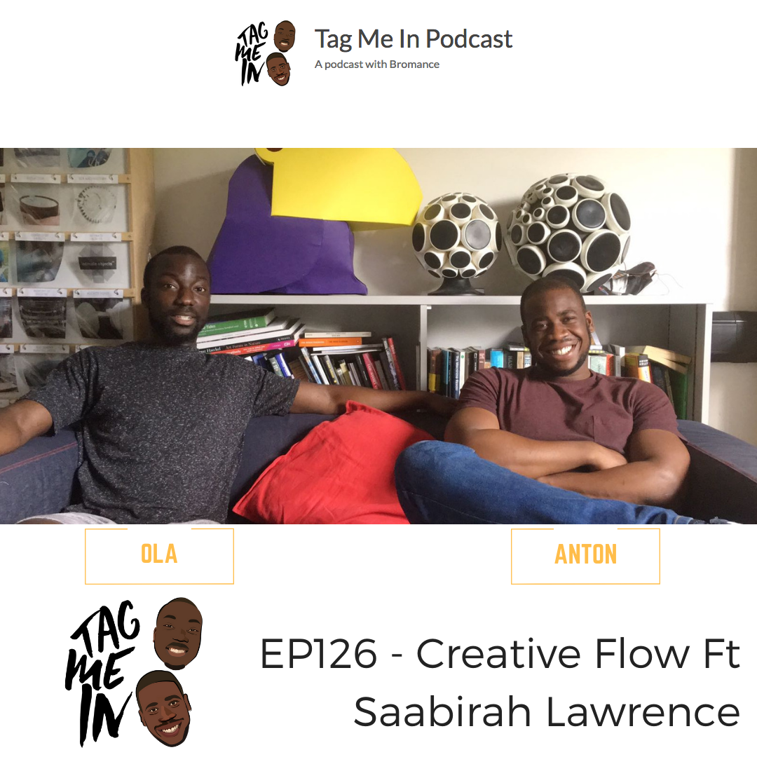 Creative Flow podcast