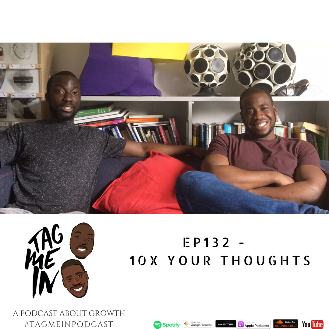 10X YOUR THOUGHTS podcast